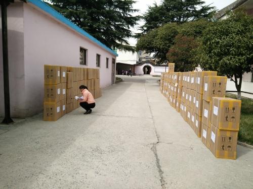 Order lens to Brazil ready for ship