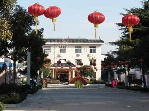 We come back to work from Chinese Spring Festival